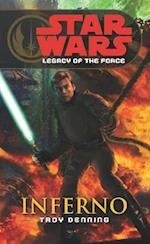 Star Wars: Legacy of the Force VI - Inferno (Star Wars: Legacy of the Force S, nr. 46)