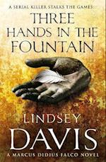 Three Hands In The Fountain af Lindsey Davis