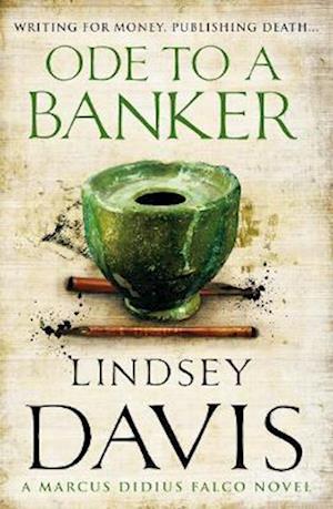 Bog, paperback Ode To A Banker af Lindsey Davis