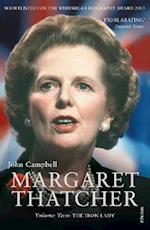 Margaret Thatcher Volume Two af John Campbell