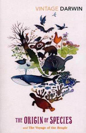 Bog paperback The Origin of Species and the Voyage of the Beagle af Ruth Padel Charles Darwin