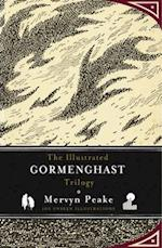 The Illustrated Gormenghast Trilogy af China Mieville, Mervyn Peake