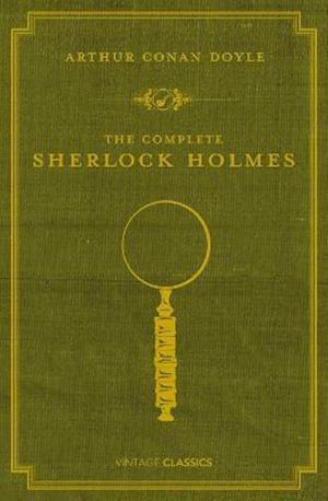 Bog hardback The Complete Sherlock Holmes af P D James Arthur Conan Doyle