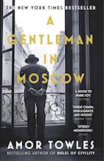 A Gentleman in Moscow af Amor Towles