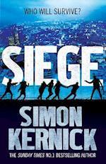 Siege af Simon Kernick