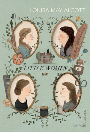 Bog, paperback Little Women af Louisa May Alcott