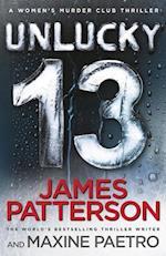 Unlucky 13 af James Patterson