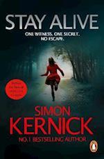 Stay Alive af Simon Kernick