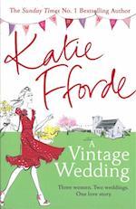 A Vintage Wedding af Katie Fforde