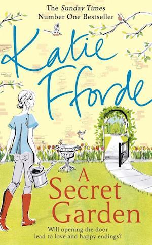Bog, paperback Secret Garden, A (PB) - A-format af Katie Fforde