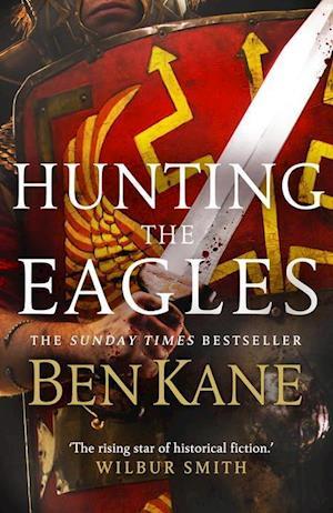 Bog, paperback Hunting the Eagles af Ben Kane