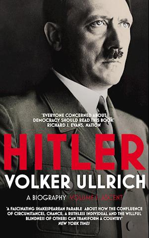Hitler: Volume I