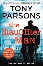The Slaughter Man af Tony Parsons