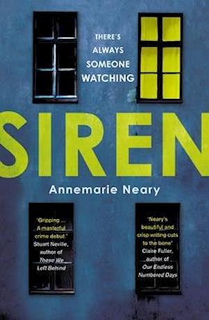 Bog, paperback Siren af Annemarie Neary