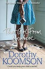 That Girl From Nowhere af Dorothy Koomson