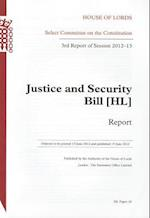 Justice and Security Bill (Hl)