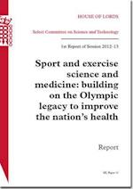 Sport and Exercise Science and Medicine (HL Paper)