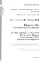 Protection of Freedoms Bill/Education Bill
