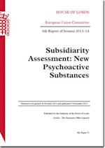 Subsidiarity Assessment
