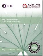 Key Element Guide ITIL Service Strategy af David Cannon