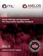 Service Offerings and Agreements ITIL Intermediate Capability Handbook (ITIL Capability Handbook Suite)