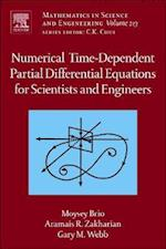 Numerical Time-dependent Partial Differential Equations for Scientists and Engineers (Mathematics in Science & Engineering, nr. 213)