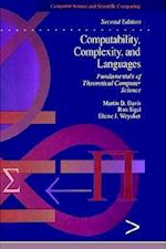 Computability, Complexity, and Languages (Computer Science and Scientific Computing)