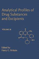 Analytical Profiles of Drug Substances and Excipients af Harry G. Brittain