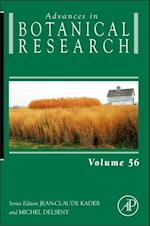 Advances in Botanical Research (Advances in Botanical Research, nr. 56)
