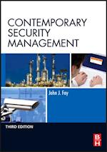 Contemporary Security Management af Fay