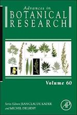 Advances in Botanical Research (Advances in Botanical Research, nr. 60)