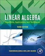 Linear Algebra af Richard Bronson