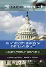 Interactive History of the Clean Air Act af Davidson