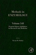 Protein Kinase Inhibitors in Research and Medicine (Methods in Enzymology, nr. 548)