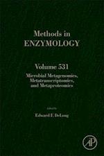 Microbial Metagenomics, Metatranscriptomics, and Metaproteomics (Methods in Enzymology, nr. 531)