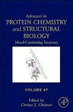 Metal-Containing Enzymes (Advances in Protein Chemistry & Structural Biology, nr. 97)