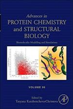 Biomolecular Modelling and Simulations (Advances in Protein Chemistry & Structural Biology, nr. 96)