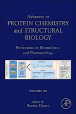 Proteomics in Biomedicine and Pharmacology, Vol 95 af Rossen Donev