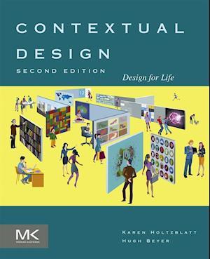 Contextual Design af Hugh Beyer, Karen Holtzblatt