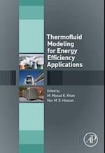 Thermofluid Modeling for Energy Efficiency Applications