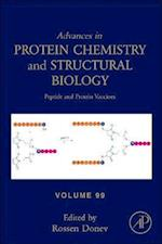 Peptide and Protein Vaccines (Advances in Protein Chemistry & Structural Biology, nr. 99)