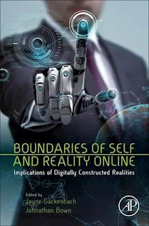 Bog, hardback Boundaries of Self and Reality Online af Jayne Gackenbach