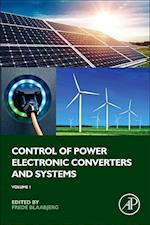 Control of Power Electronic Converters and Systems - Vol. 1