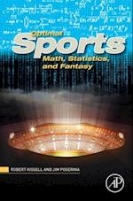 Optimal Sports Math, Statistics, and Fantasy af Robert Kissell, James Poserina