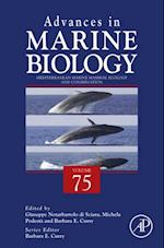 Mediterranean Marine Mammal Ecology and Conservation (ADVANCES IN MARINE BIOLOGY)