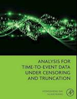 Analysis for Time-to-Event Data under Censoring and Truncation af Hongsheng Dai
