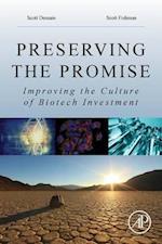 Preserving the Promise af Scott Dessain