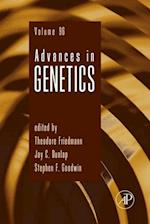 Advances in Genetics (Advances in Genetics)