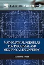 Mathematical Formulas for Industrial and Mechanical Engineering af Seifedine Kadry