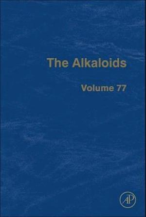 Bog, hardback Alkaloids af Hans-Joachim Knolker